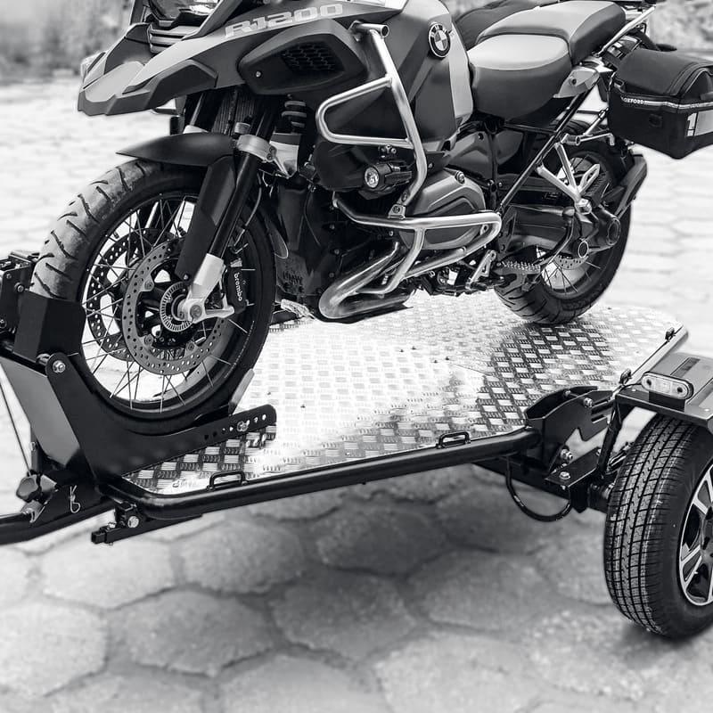 Przyczepa motocyklowa strona główna
