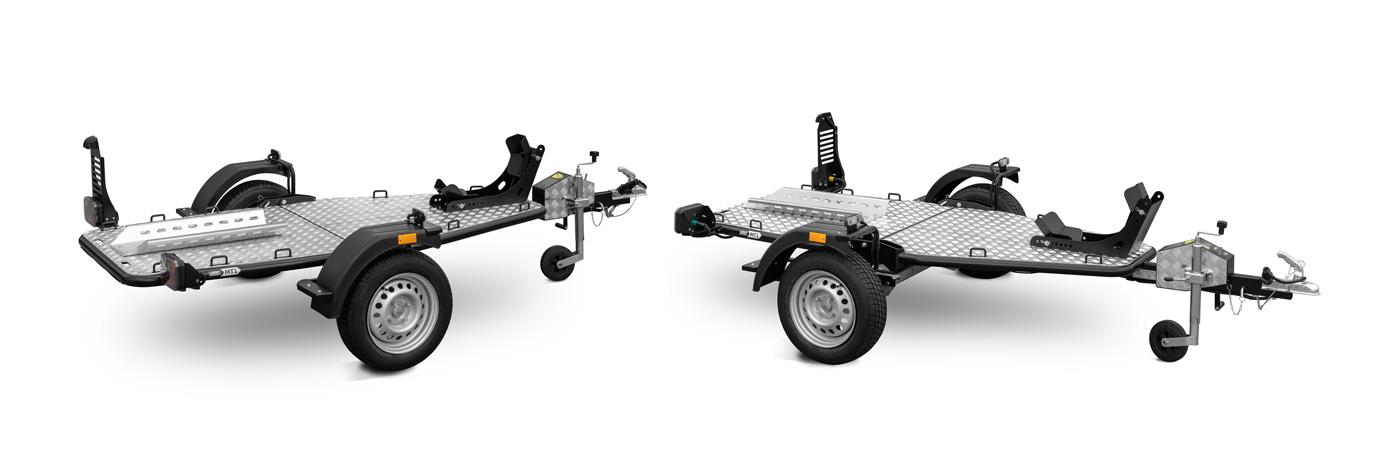 MT-1 przyczepa motocyklowa Lorries